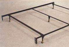 Queen Bed Frame |Bed Frames & Rails | Atlantic Bedding and Furniture