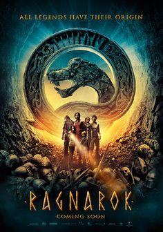 ragnarok movie poster 2014