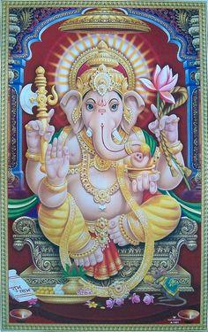Hindu God Lord Ganesha Ganesh
