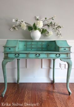 18th Century Style Curved French Country by FrenchCountryDesign