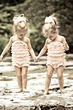 10 Popular Baby Names for Twin Girls #fashion #style #love