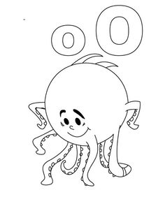 Octopuses With Round Body