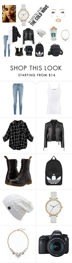 """Untitled #41"" by xswitchlanezzx on Polyvore featuring Givenchy, Vince, Boohoo, Dr. Martens, Topshop, Skagen, Old Navy and Eos"