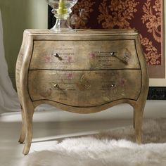 I pinned this Le Papillion Chest from the Hooker event at Joss and Main!