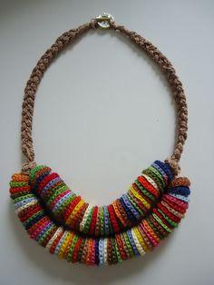Color crochê colorido