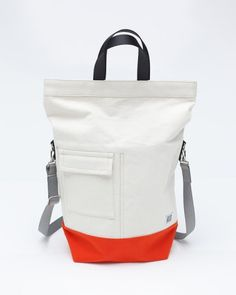 Grey strap Natural/Orange via Need Supply Co./Chester Wallace