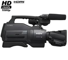 Sony HDV ClearVid CMOS Shoulder Mount Cam The has been created to meet the growing demand from users who are looking for an entry-level professional shoulder mount design with full HDV recording as well as retaining DV capabilities. Fishing Reels, Fishing Rod, Gopro, Multimedia, Sony, Entry Level, Outdoor Power Equipment, Technology, Product Design