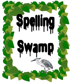 How to play spelling swamp