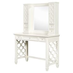 I pinned this Magnussen Cameron Vanity Mirror from the Preppy 101 event at Joss and Main!