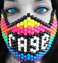 Rainbow-Rage-Kandi-Mask-From-Kandigear-Rave-Gear-Costumes-PLUR
