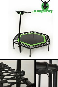 Trampoline Wellness Fitness, Health Fitness, Trampoline Jump, Gym Equipment, Health And Fitness, Workout Equipment, Exercise Equipment, Fitness Equipment, Gymnastics