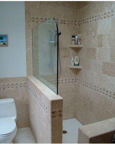 Amazing DIY Bathroom Ideas, Master Bathroom Home Decor, Bathroom Remodel and Bathroom Projects to aid inspire your bathroom dreams and goals. Bathroom Design Small, Bathroom Layout, Simple Bathroom, Bathroom Interior Design, Bathroom Ideas, Shower Ideas, Bathroom Designs, Bathroom Inspo, Budget Bathroom