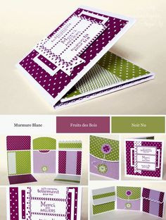 Stampin'Up! - Mini Album