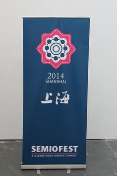 Semiofest 2014, Shanghai.