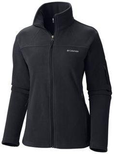 ac9f8c8362b Women s Fast Trek™ II Full Zip Fleece Jacket black Columbia  37.50 Columbia  Jacket Fleece