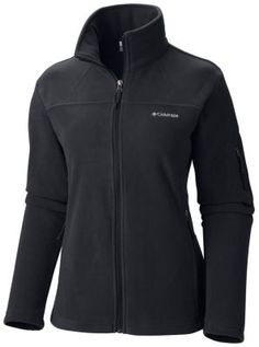 Women's Fast Trek Fleece. Great for cool mornings in at Ngorongoro nyumba camp!