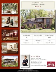real estate flyer ideas | S18 Photography - Announcing Our Real Estate Flyers! | S18 Photography ...