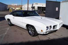 1970 Pontiac GTO - Barrett-Jackson auction (sold, $27,500, Jan 2013)
