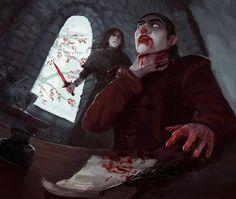 Ramsay and the REAL Arya Stark