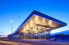 Bus Station in Osijek / Rechner