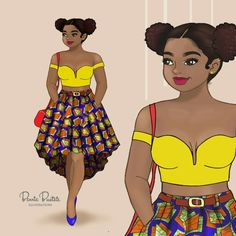 20 Beautiful Memes of Black women in ankara dresses – African fashion and life styles African Print Dresses, African Print Fashion, African Fashion Dresses, African Dress, Ankara Fashion, African Lace, Africa Fashion, African Prints, African Style