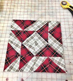 LUKE - half-square triangles - photo 17 - 500px