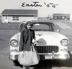 Easter. 1955