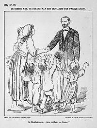Kinderwetje van Van Houten Geschiedenis - Brandaan -  thema 3  - groep 6