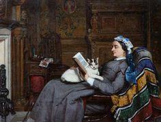 Patrick Allan-Fraser (1812-1890). Escocés.