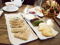 high tea at Bosie Tea Parlor not plaza hotel