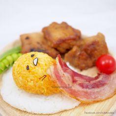 キャラ弁の域を超えた!人気キャラの「おにぎり」が可愛すぎて食べられないレベル