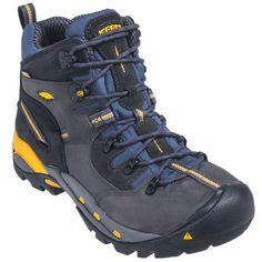 9754cb22be6 KEEN Utility 1013246 Men s Pittsburgh Steel Toe Hikers