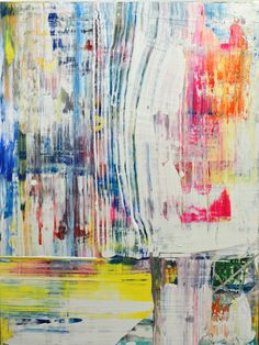 """Untitled 42713- 36""""x48"""" oil on canvas by lindsay cowles fine art"""