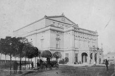 Teatrul National la 1880
