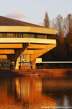 Central Hall at the University of York