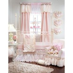 Glenna Jean Ava Crib Bedding Collection - BedBathandBeyond.com