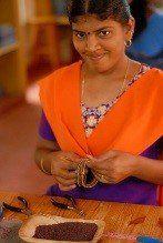 Uchus and Blue Mango, India Fair Trade Fashion, Earthy, Indigo, Mango, Jewelry Making, Saree, Blue, Collection, Manga