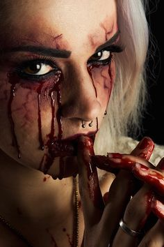 Photography - Bloody Halloween on Student Show