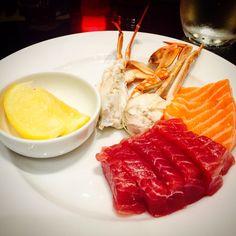 Kani • Sake • Maguro • I love Japanese food