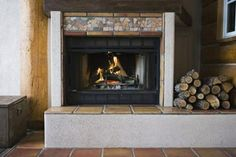 How To Install Glass Tile On A Fireplace Surround