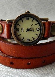 Kup mój przedmiot na #vintedpl http://www.vinted.pl/akcesoria/zegarki/18557870-zegarek-damski-jq-dluga-bransoletka-styl-vintage