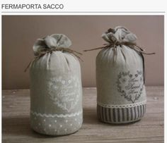 Fermaporta a sacco home sweet home in 2 versionì