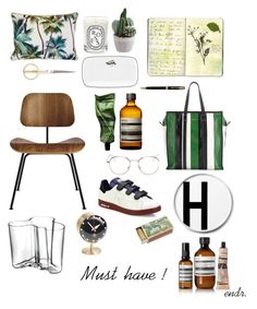 A home decor collage from September 2016 featuring design within reach furniture, garden patio decor and beige dinnerware. Interior Decorating, Interior Design, Design Within Reach, Aesop, Collages, Must Haves, Adidas, Interiors, Polyvore