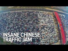 World's Worst Traffic Jam