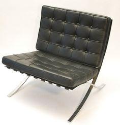 Original Vintage Knoll Edition   Mies Van De Rohe Barcelona Chair