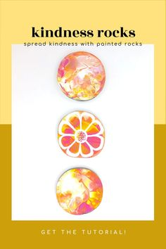 This press painting technique creates a beautiful and unique painted rock every time! Use it as a base coat for your stones. Then add a simple design. These make fantastic kindness rocks or gift ideas. #presspainting #basecoat #paintedrocks #rockpainting101 Rock Painting Ideas Easy, Kindness Rocks, Rock Design, Base Coat, Stone Painting, Painting Techniques, Painted Rocks, Simple Designs, Stones