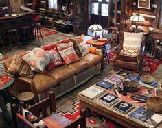 Ranch House Decor - So Cozy !