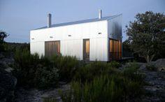 The Garoza House by Herreros Arquitectos #sustainable #architecture #energy #efficiency