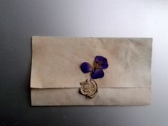 Handwritten letters are always more special and give me hope.  I wonder if any of my friends have saved mine?