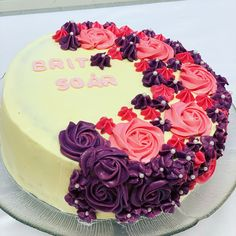 Birthday Cake, Pastel, Desserts, Food, Tailgate Desserts, Cake, Deserts, Birthday Cakes, Essen
